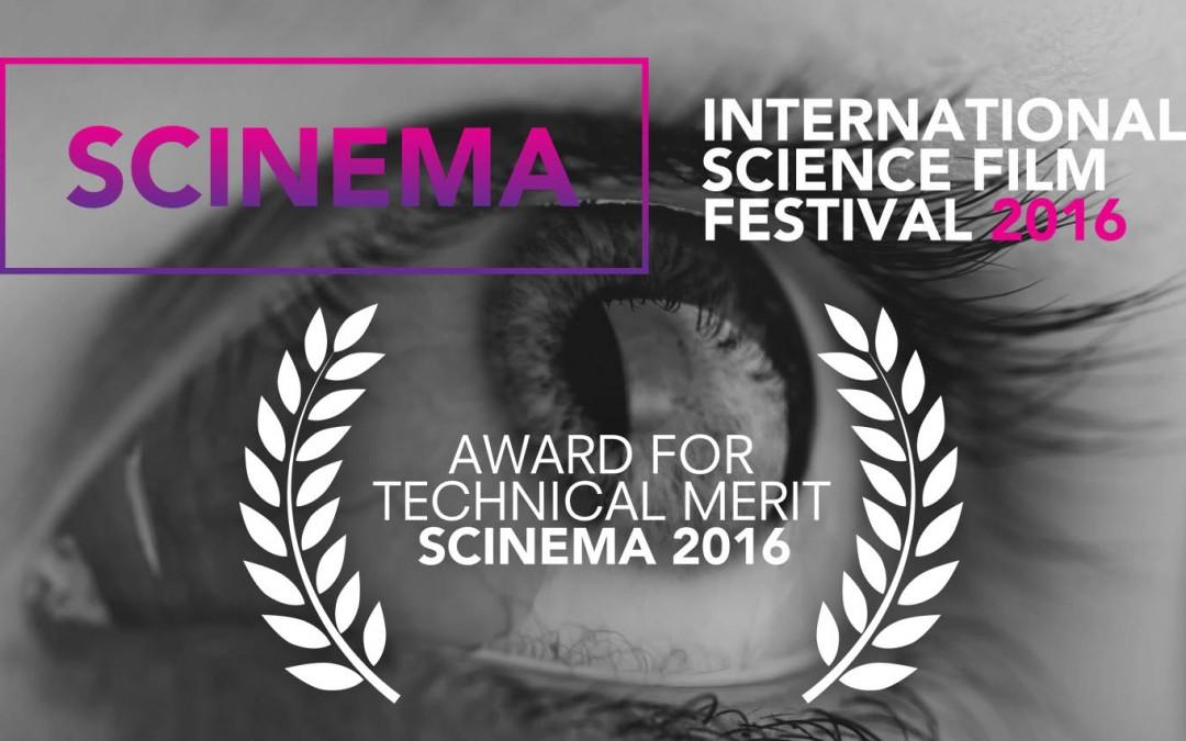 Prix Scinema pour Corpus