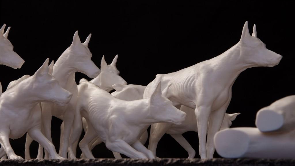 Entre chiens et loup